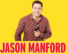 Jason Manford – First World Problems