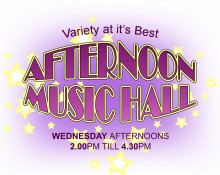 Afternoon Music Hall