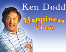 Ken Dodd – Happiness Show