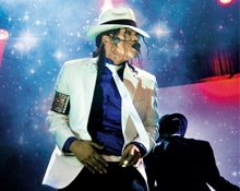 Michael Jackson – King of Pop (Starring – Navi)