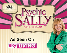 Psychic Sally : On The Road