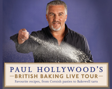 Paul Hollywood Live
