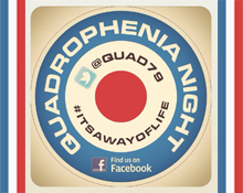 Quadrophenia Night with special guest Danny Mahon