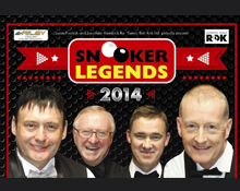 Snooker Legends 2014