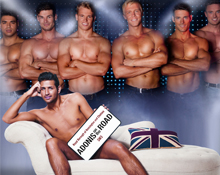 Adonis presents Hollywood Strip Hosted by Ollie Locke