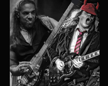 Limehouse Lizzy + Livewire AC/DC