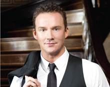 Russell Watson: A Candlelit Christmas at Blackburn Cathedral