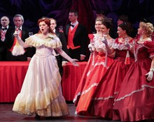 La Traviata Opera- Large Live Orchestra