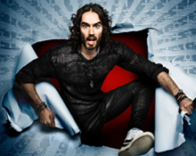 Russell Brand * 2018 Show*