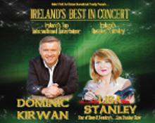 Dominic Kirwan & Lisa Stanley