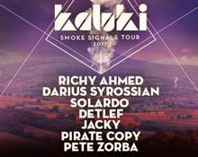 Kaluki – Smoke Signals Tour