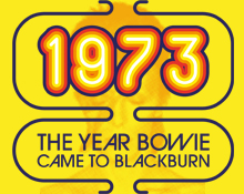 1973 The Year Bowie Came To Blackburn – Evening Programme