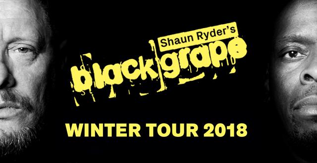Black Grape + The Rain Band