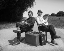 Blackburn welcomes rockney duo Chas & Dave