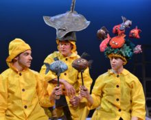 Tiddler and Other Terrific Tales come to Blackburn this summer!