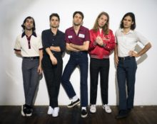 The Vaccines return to their roots with Combat Sports this January