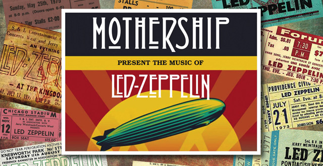 Mothership: Led Zeppelin Tribute
