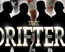 THE DRIFTERS bring major 100+ date UK Tour to BLACKBURN