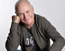 Dave Johns  ** CANCELLED **