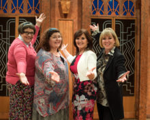 The Hilarious Celebration of Women and The Change: Menopause the Musical