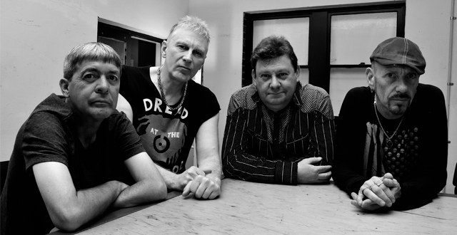 Stiff Little Fingers + Eddie and The Hotrods