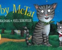 Freckle Productions present Tabby McTat at King George's Hall