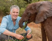Experience a Thrilling Evening with BBC TV's Wildlife Expert