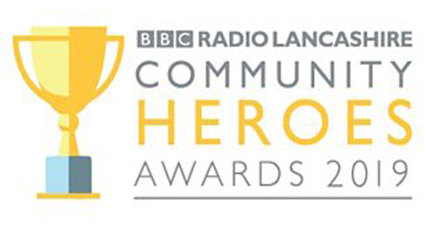 BBC Radio Lancashire Community Heroes Awards 2019