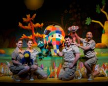 Elmer the Patchwork Elephant brings his 30th Birthday Celebration to King George's Hall!