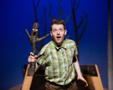 Children's Favourite, Stick Man, Returns to King George's Hall